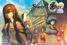 Steins;Gate / A board dedicated to our love of Steins;Gate which we are pleased to announce we will be releasing on PS3 and PS Vita!