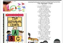 Alphabet Themes and Activities / Apple thematic fun for kindergarten math, reading, social studies, art, music, writing, and science.