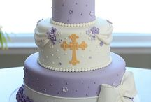 gâteau première communion Atlantide