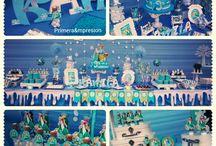 Decoracion Frozen Kamila