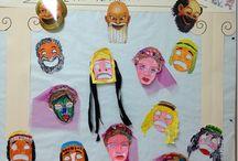 απόκριες - costumes & masks