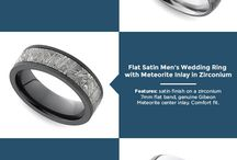 Menwedding rings