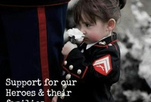 Support our Troops! / by Min Ette