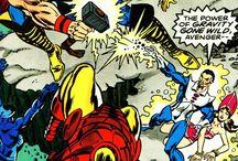 Comics / Comics Board