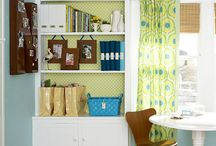 Walls That Store More! / Think you've run out of storage room? Look to your walls to pack even more space and function into your home.