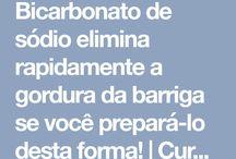 bicarbonato barriga