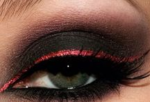 fashion smokey eye