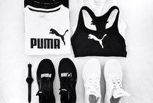 Puma and Nike