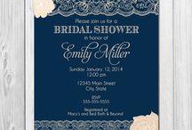 Stinas bridal shower / by Taylor Halliday