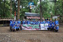 Gathering outbound BPMKL DISKIMRUM JABAR - Geo adventure lembang bandung