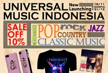 Universal Music Indonesia Collection