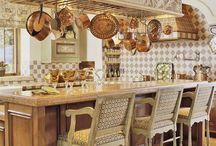 Interiors - Breakfast/Kitchen / by Sacha Renner