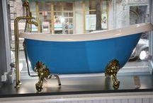 Baignoire - Bathtub Paa / Nos baignoires de la marque Paa, design, résistantes, disponible en couleurs ! Our bathtubs from Paa, design, durable, and available in several colors !