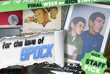 For the Love of Spock / by Laureen Falco