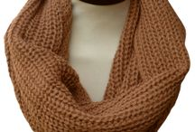 InfinityScarves / Beautiful InfinityScarves in 100% BAY ALPACA woll, hand knitted!