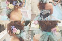 wedding♡hair