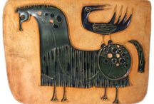 Scandinavian Art Pottery / by Mary Tipping