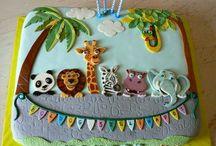 torta tre anni