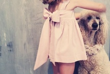 Baby Girl / Gorgeous and sweet looks, outfits and details for Baby And Todler Girls
