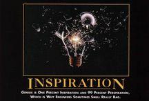 Inspiratie / by Robin Vader | Vader Marketing