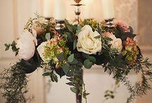 Floral Candelabras
