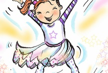 Twinklesteps World  / Twinklesteps is a little girl, who's also a fairy! She loves ballet and dancing and when she points her toes her shoes light up and sparkle. Meet some of the people and things in Twinklesteps' World.