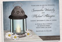 Lantern and Candle Weddings / A collection of ideas, planning, and products for your perfect lantern or candle themed wedding.
