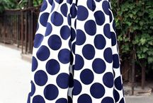 Maxi skirt  outfit