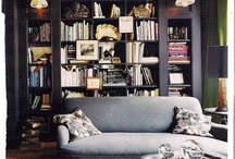 Bookshelves / by Susie Quillin