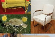 Upcycling and Restoration / Upcycling and restoration around the home; fixing up old furniture