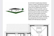Luxhaus Hausrichtungen