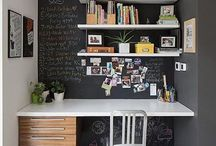HOME OFFICE - SMALL SPACES