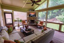 Creat a porch