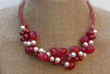 Red Jewelry Making