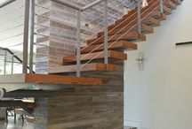 muro escalera