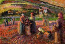 Kunst = Camille Pissarro