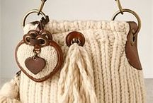 pletené výrobky a hračky