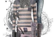 kombinacje ubrań