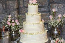 Holy wedding cakes!