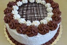 krémes torták