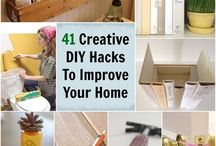 life hacks, upcycling