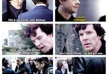 S O C I O P A T H / Sherlock freaking Holmes