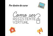 Secretária Remota / Dicas para Trabalhar em Casa como Assistente Virtual -  Home Office, Como Ser Secretária Remota, Trabalho Remoto, Freelancer, Empreendedorismo.