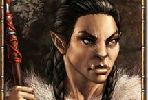 Kirzantra / Ideas about my orc characters. / by Lisa Nixon-Richard