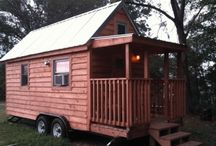 Tiny Homes for the Woods