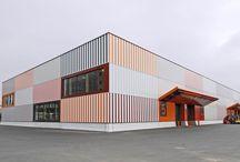 Fachadas / Arquitectura