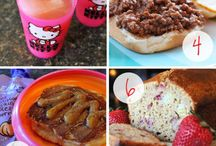 Tastes for Tots / Enjoy these recipes with your little ones.