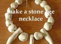 making stone age costume
