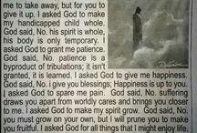 Inspiring my Faith