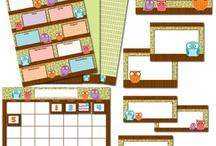 Owl Classroom Theme / by Tara Repp